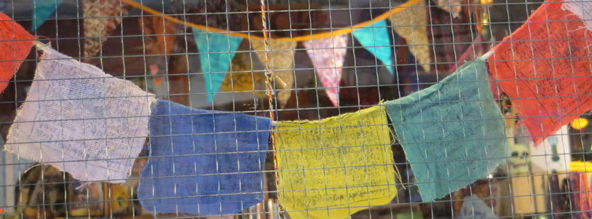Prayer Flags & Bunting