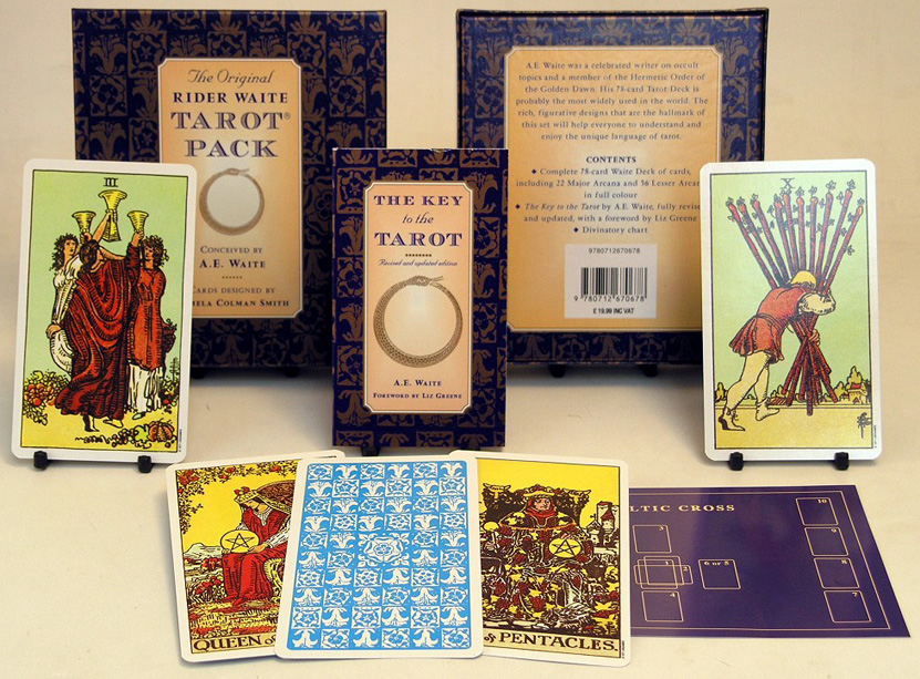 Tarot Cards - Head In The Clouds