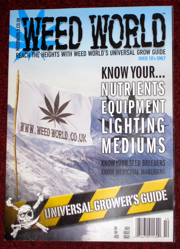 Weed World Universal Grower's Guide
