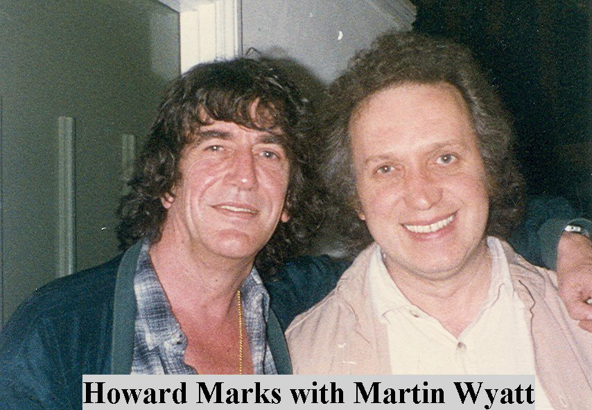 1997_April_Howard Marks with Martin Wyatt