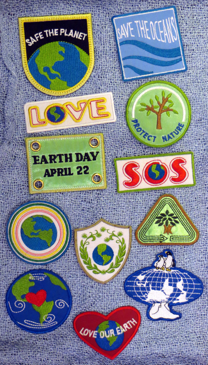 2015_Aug 21_Cloth Patches - Planet