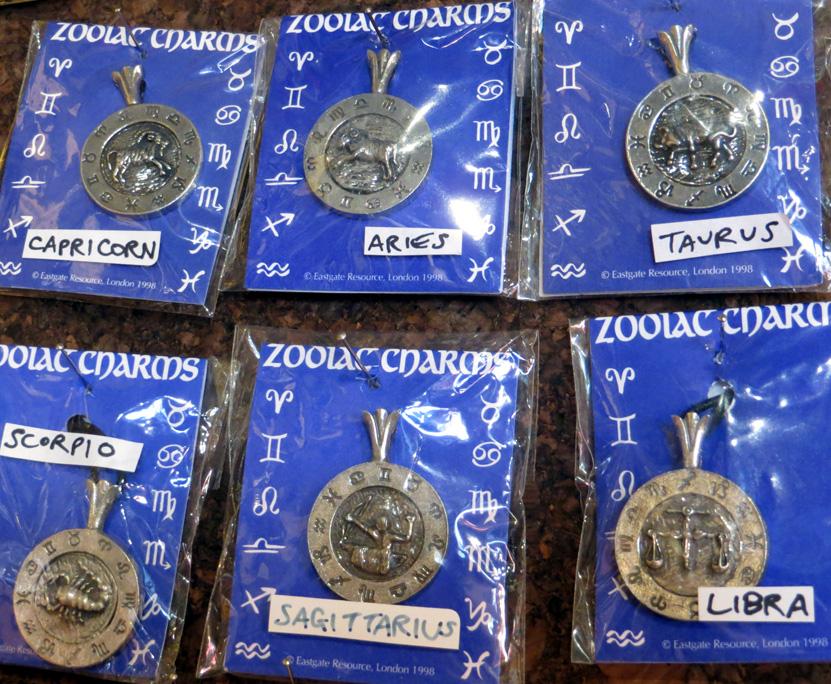 2015_Aug 21_Zodiac Charms