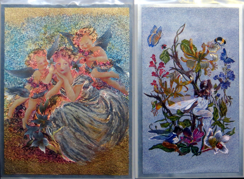 2015_June 06_Small Dufex Cards 4 - Fairy