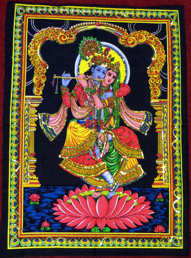 2015_May 03_Deity 03_Radha and Krishna