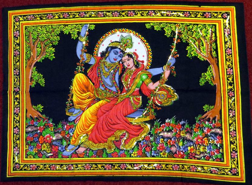 2015_May 03_Deity 04_Radha and Krishna 2