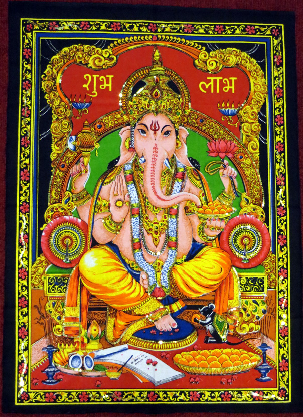 2015_May 03_Deity 05_Sitting Ganesh