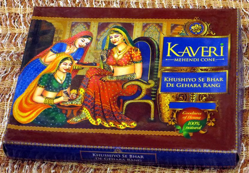 2015_Oct 09_Kaveri Mehendi Cones