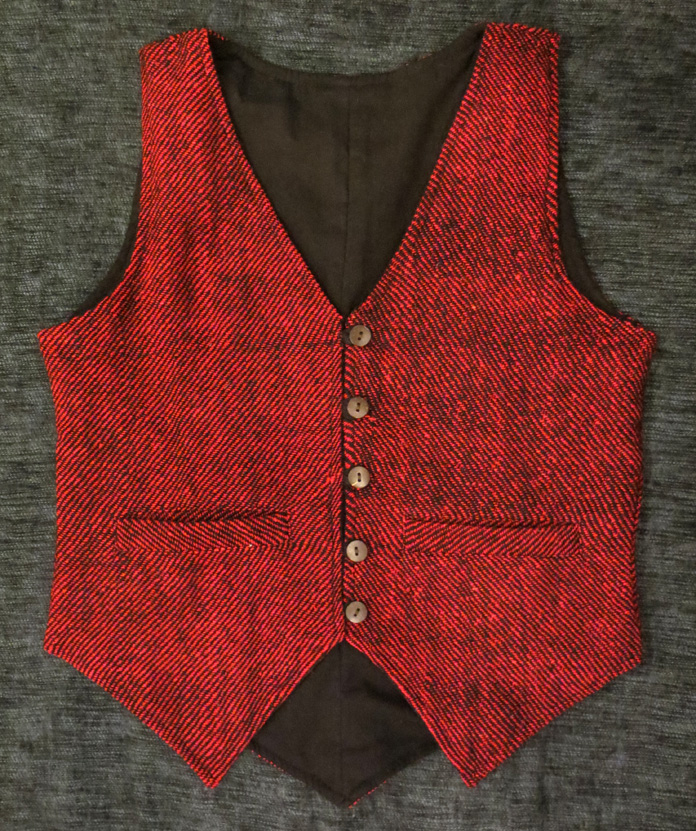 2015_Oct 10_Cotton Waistcoat Indian 1