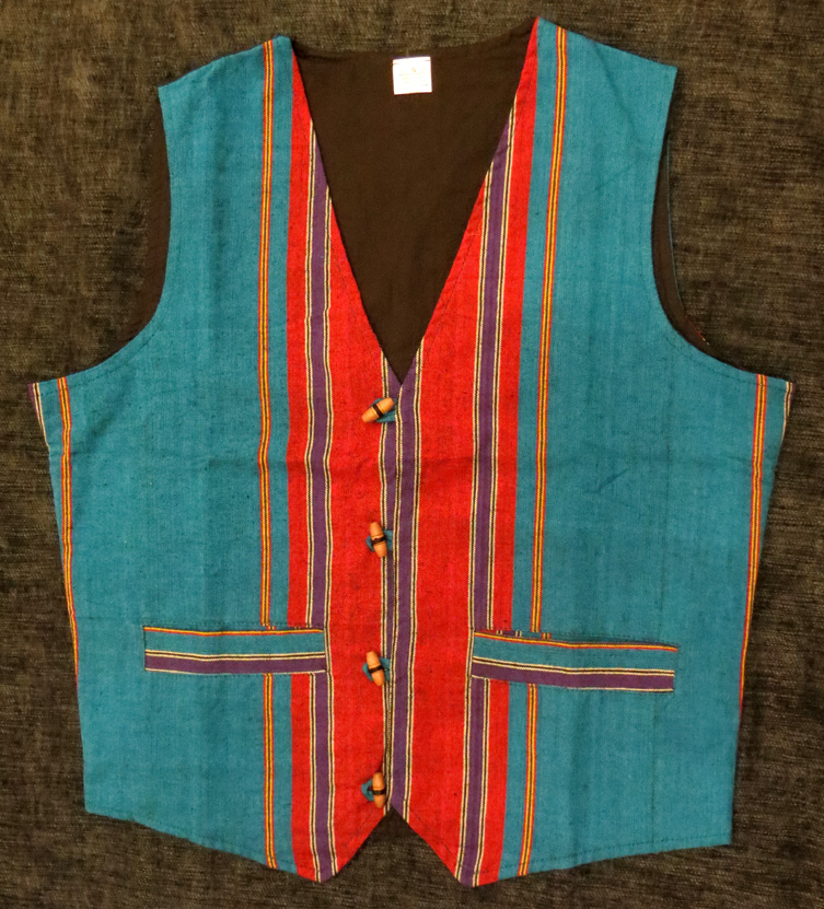 2015_Oct 10_Cotton Waistcoat Nepal 3
