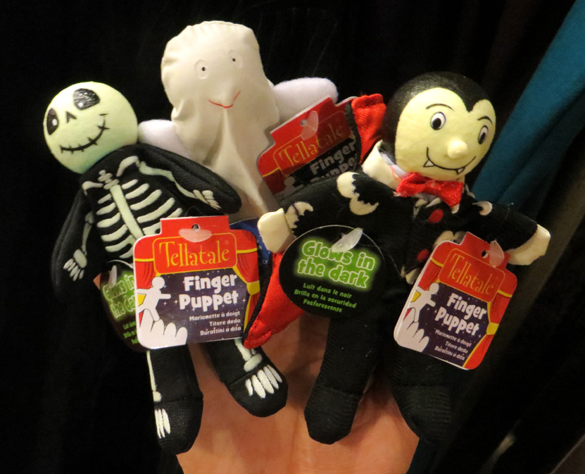 2015_Oct 25_Glow Finger Puppets