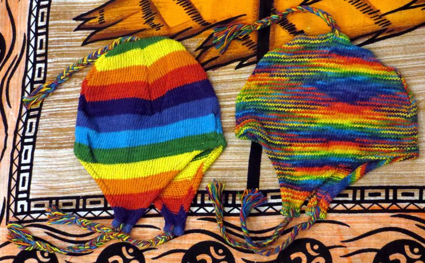 2015_Sept 06_Rainbow Hats