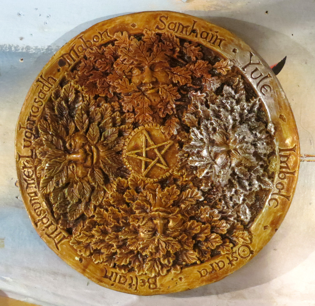 2015_Sept 23_Green Man Wheel of the Year