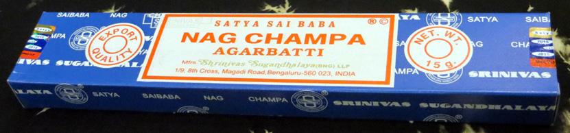 2015_Sept 25_Nag Champa