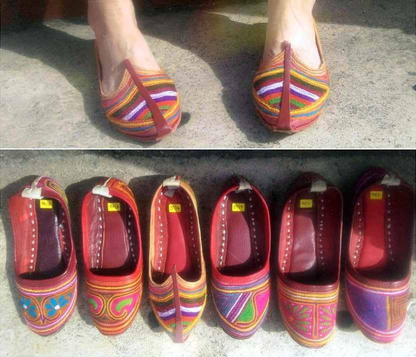 2016_Aug 18_Leather Slippers
