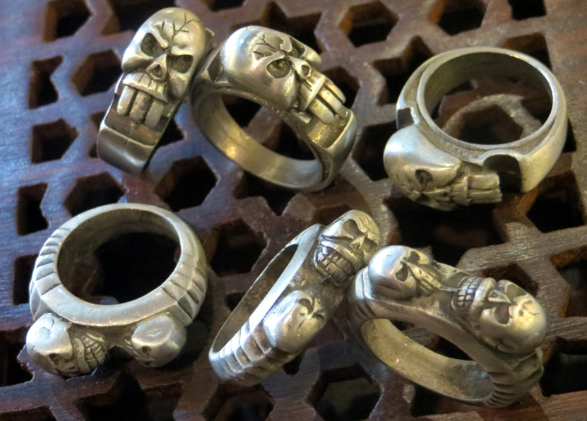 2016_Mar 13_Pewter Rings