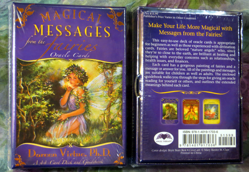 2016_May 04_Messages from the Fairies