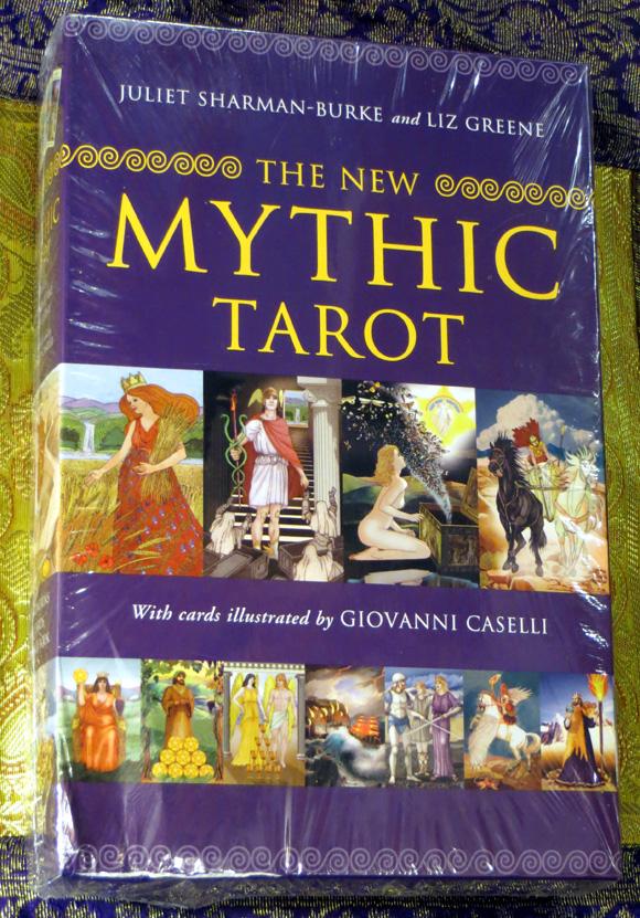 2016_May 06_Mythic Tarot Pack