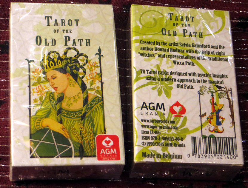 2016_May 06_Tarot of the Old Path