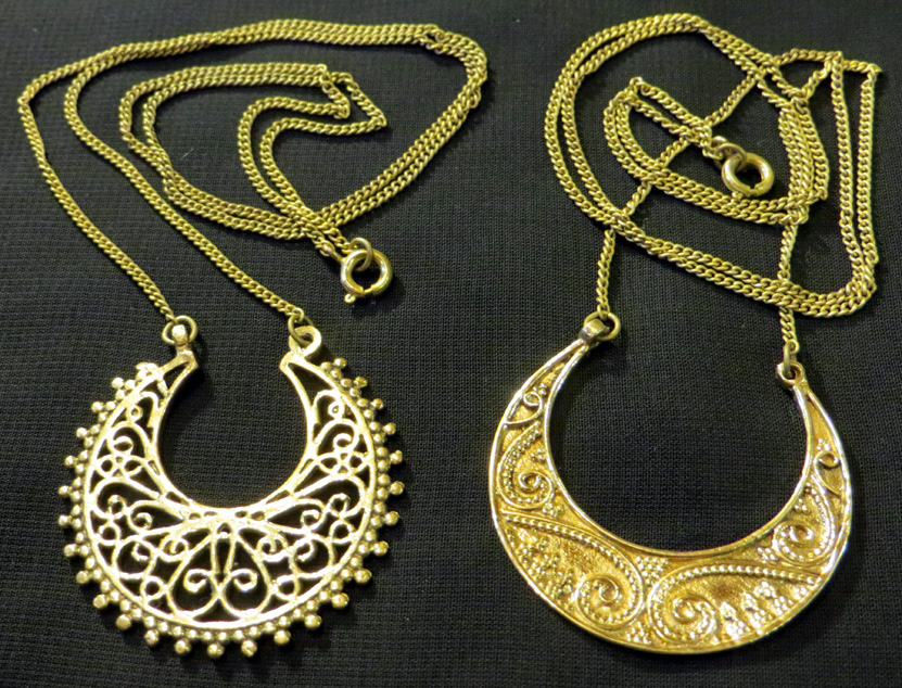 2016_May 13_Brass Necklaces