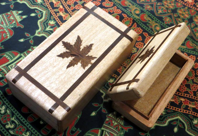 2016_Sept 07_Maple Leaf Boxes