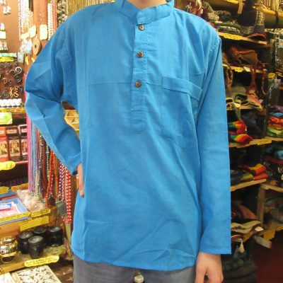 2018_Nov 11_Nepalese Plain Shirt 01