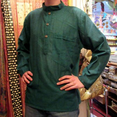 2018_Nov 11_Nepalese Plain Shirt 02
