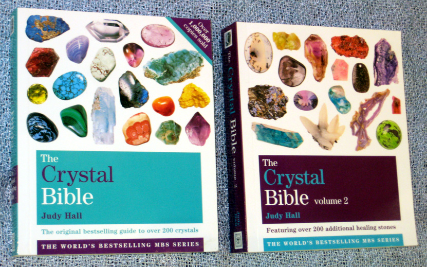 Crystal Bible 1 and 2