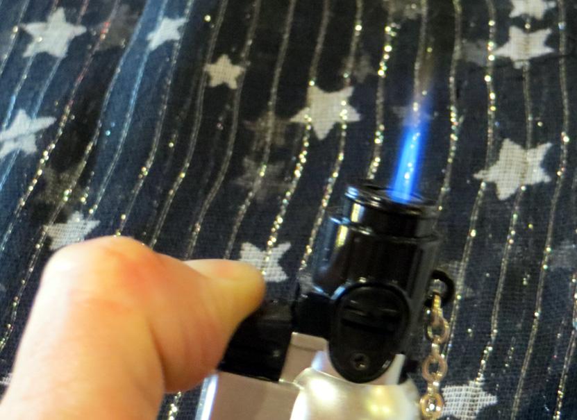 Prof jet flame lighter