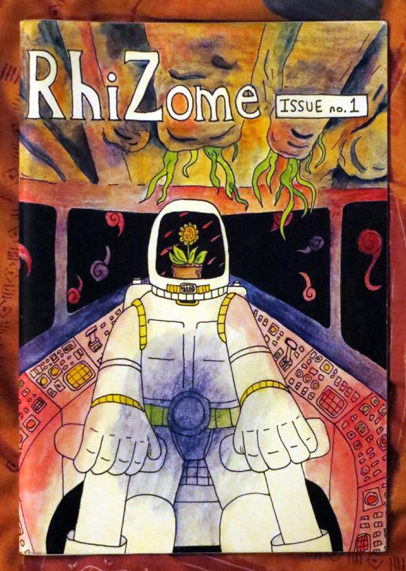 RhiZome issue 1