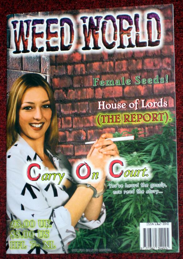 Weed World Magazine issue 19 (£2)